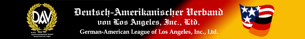 German-American League of Los Angeles, Inc., Ltd.